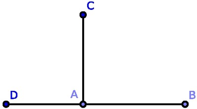 1 10: Right Angle, Perpendicular Straight Lines